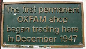 Blog9_Oxfam_Early Days_image 2__First Oxfam Shop