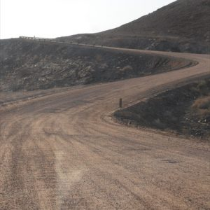 Photo of Winding road up the Kuiseb Pass