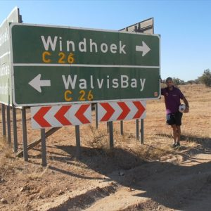 Photo of from Walvis Bay to Windhoek
