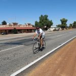 2 April 2012 - Riding through Moorine Rocks WA