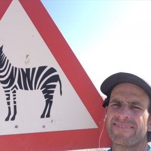 Day 13 - Hoping for zebra up ahead