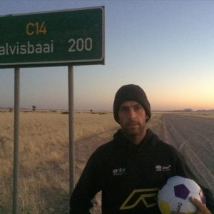 Day 17 - Only 200km to my half way rest point