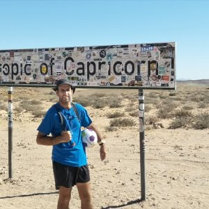 Day 17 - Crossing the Tropic of Capricorn