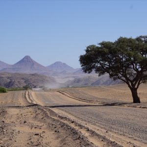 Day 31 - Amazing scenery of the Damaraland region