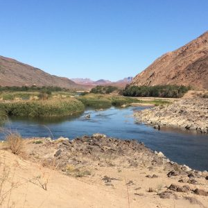 Day 2 - The beautiful Orange River