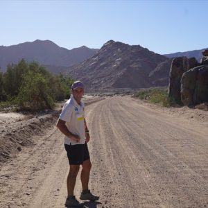 Day 2 - Walking along Orange River